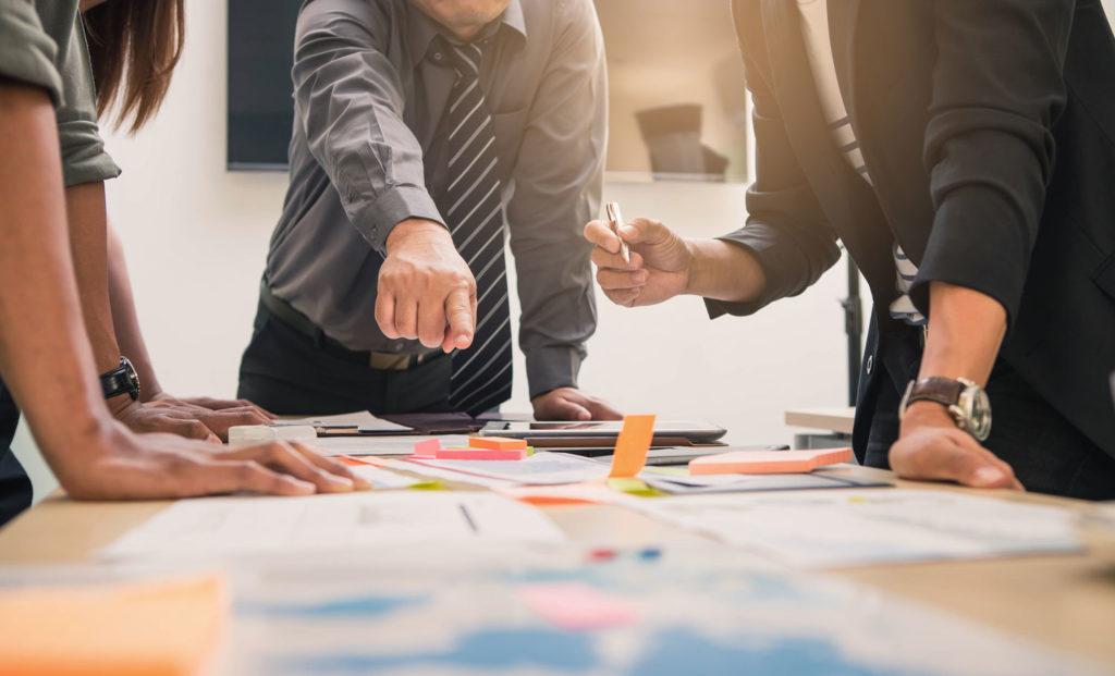Accompagnement et suivi des entrepreneurs par le cabinet Digitec